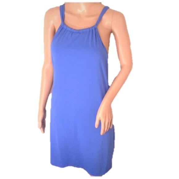 b578069ad7 Athleta Swim | Sale Kokomo Dress Caspian Blue Xs | Poshmark